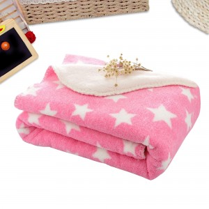 Premium-New born baby wrapper/baby blankets/baby top sheet (0-1 Year)
